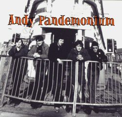 Andy Pandemonium - in Swansea